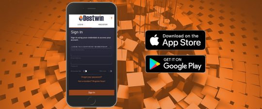 Coming soon! The all-new Destwin® Connect™ Mobile App